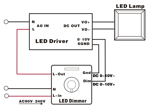 Product Info on led light schematic diagram